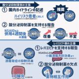 【ディベート】NSAIDsに対するレバミピドvs酸分泌抑制薬(インフォグラフィック付き)
